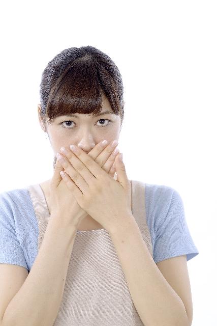 口臭,原因,対処法,菌
