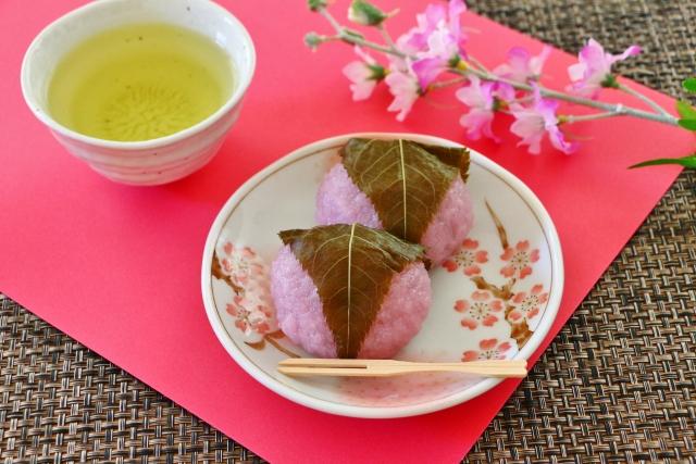 桜餅,桜餅 由来,桜餅 種類,桜餅 葉,桜餅 葉 食べる,桜餅 葉 食べない