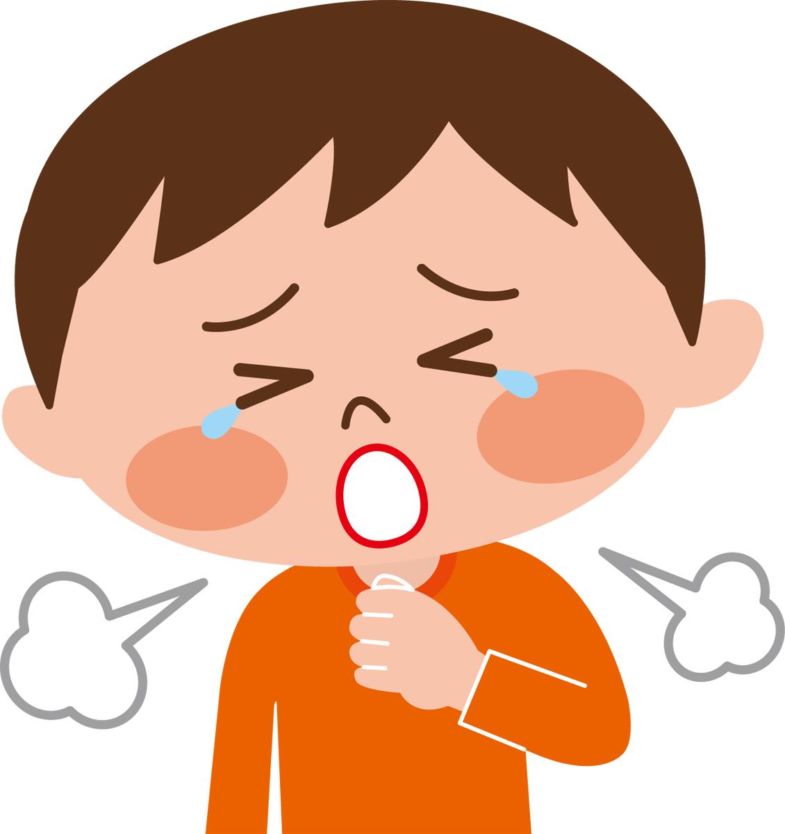 小児喘息,原因,治る,改善,水泳