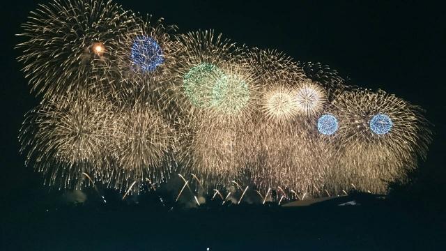 福山夏まつり・あしだ川花火大会,日程,見所,駐車場,穴場,2017