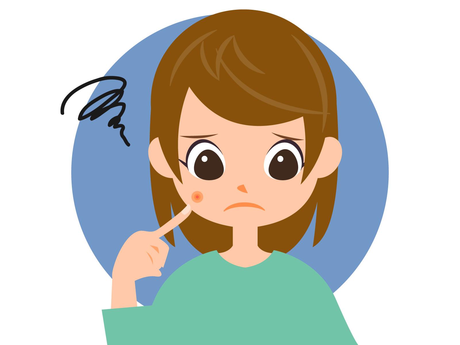 ニキビ,ホルモンバランス,原因,改善,効果,治療法