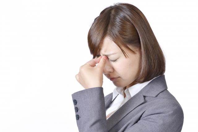 眼精疲労,症状,チェック,解消法