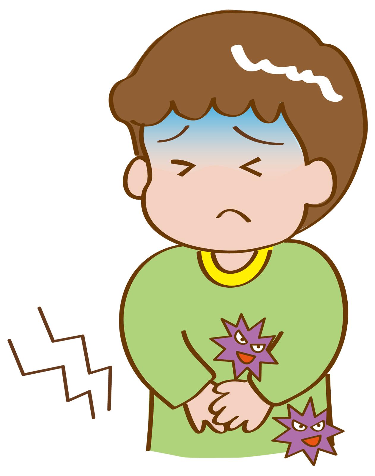 ロタウイルス,潜伏期間,症状,通園