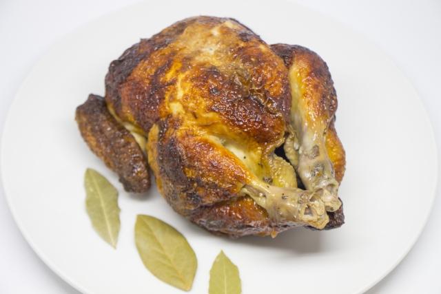クリスマス,ローストチキン,なぜ,チキン,詰め物,焼き方