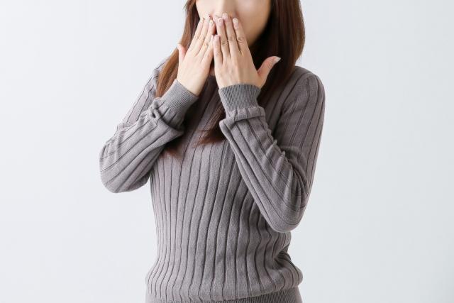 寝起き,口臭,ひどい,原因,対策,予防法
