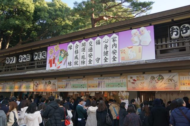 初詣,関東,人気