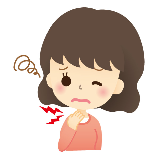 扁桃炎,症状,舌,痛み