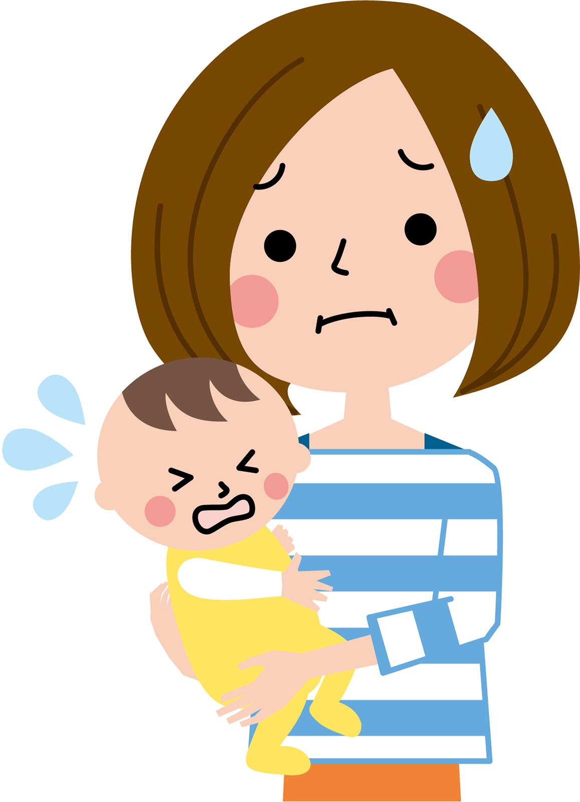 赤ちゃん,抱っこで寝ない,抱き方,コツ