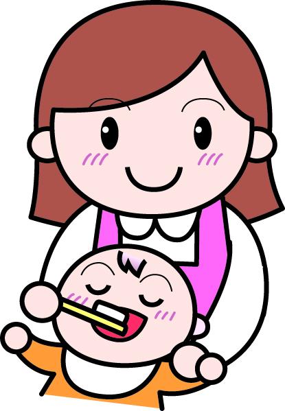 赤ちゃん,歯磨き,時期,やり方