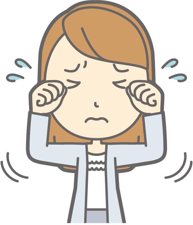 目,充血,かゆみ,原因,症状,解消法