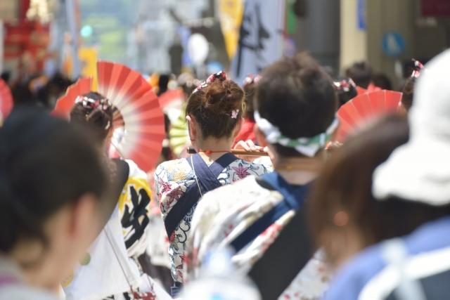 仙台青葉祭り,2018,日程,見所,交通規制