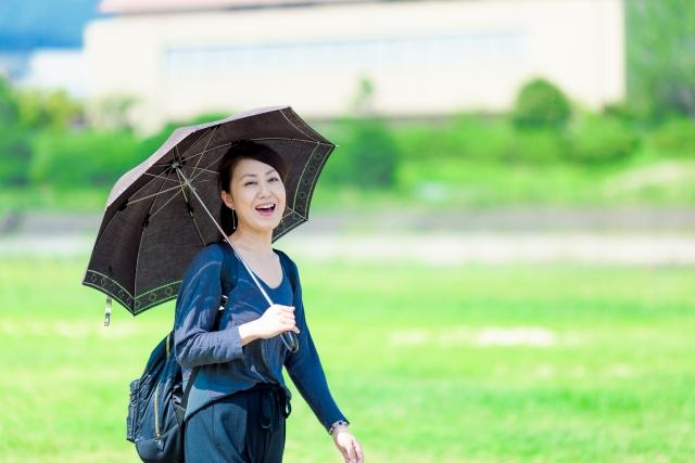 日傘 選び方,日傘 選び方 素材,日傘 選び方 遮光性,日傘 選び方 折りたたみ,日傘 選び方 色