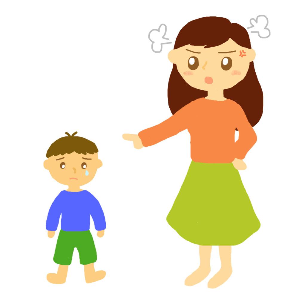子育て中の人必見!叱り方で子どもの未来が変わるって!?