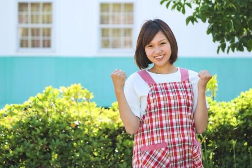 保育実習,保育実習 服装,保育実習 服装 夏